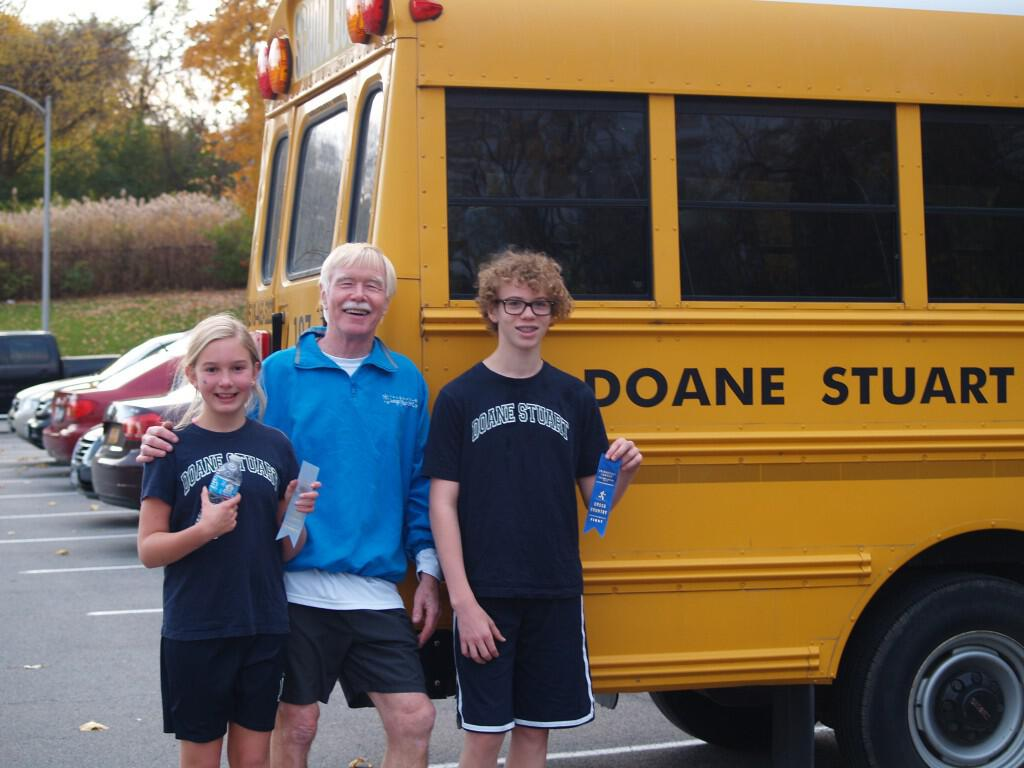 Strong Finish For Middle School X-Country