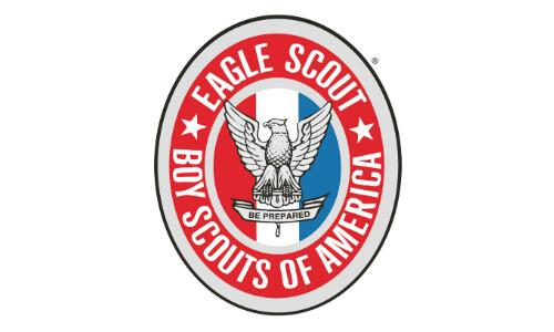Taylor '15 Earns Eagle Scout