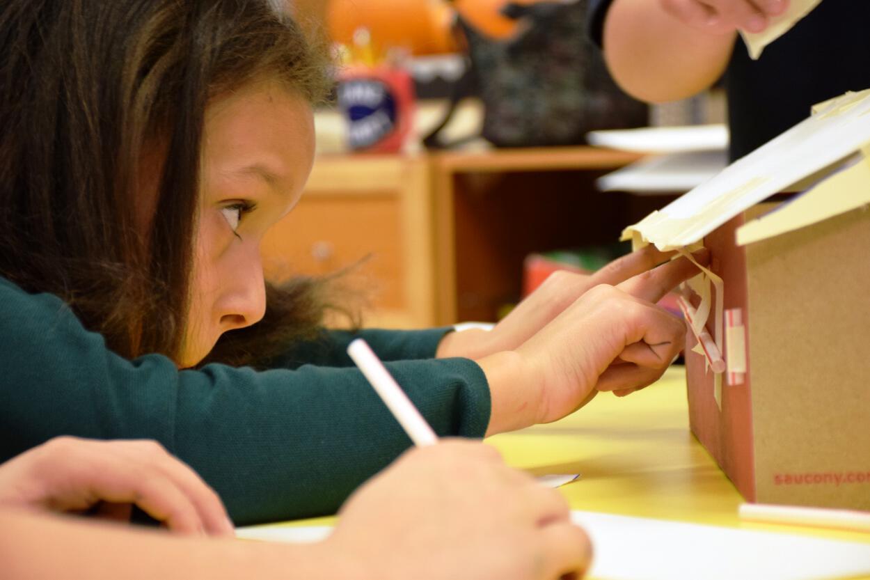 3rd And 4th Grade Stem Shelter Challenge Doane Stuart