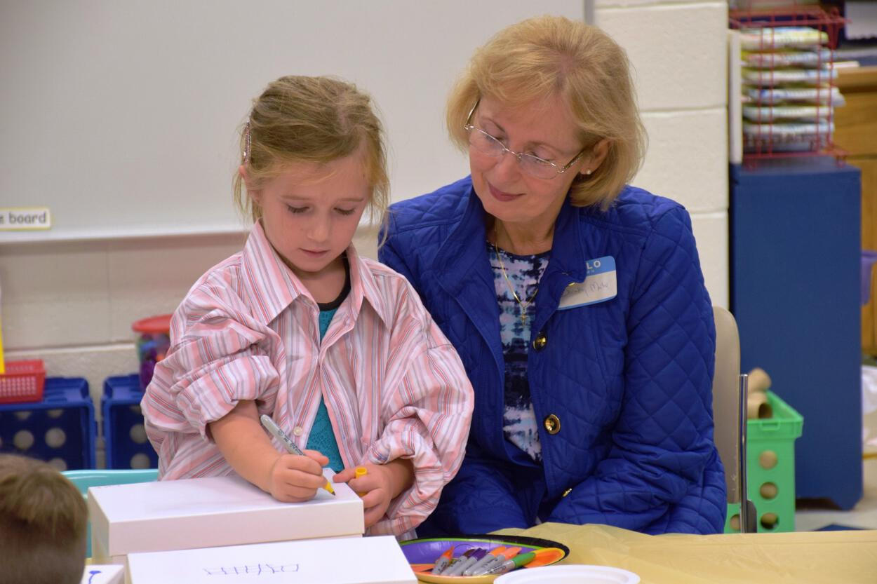 Grandparents and Special Friends Day for Lower and Middle Schools