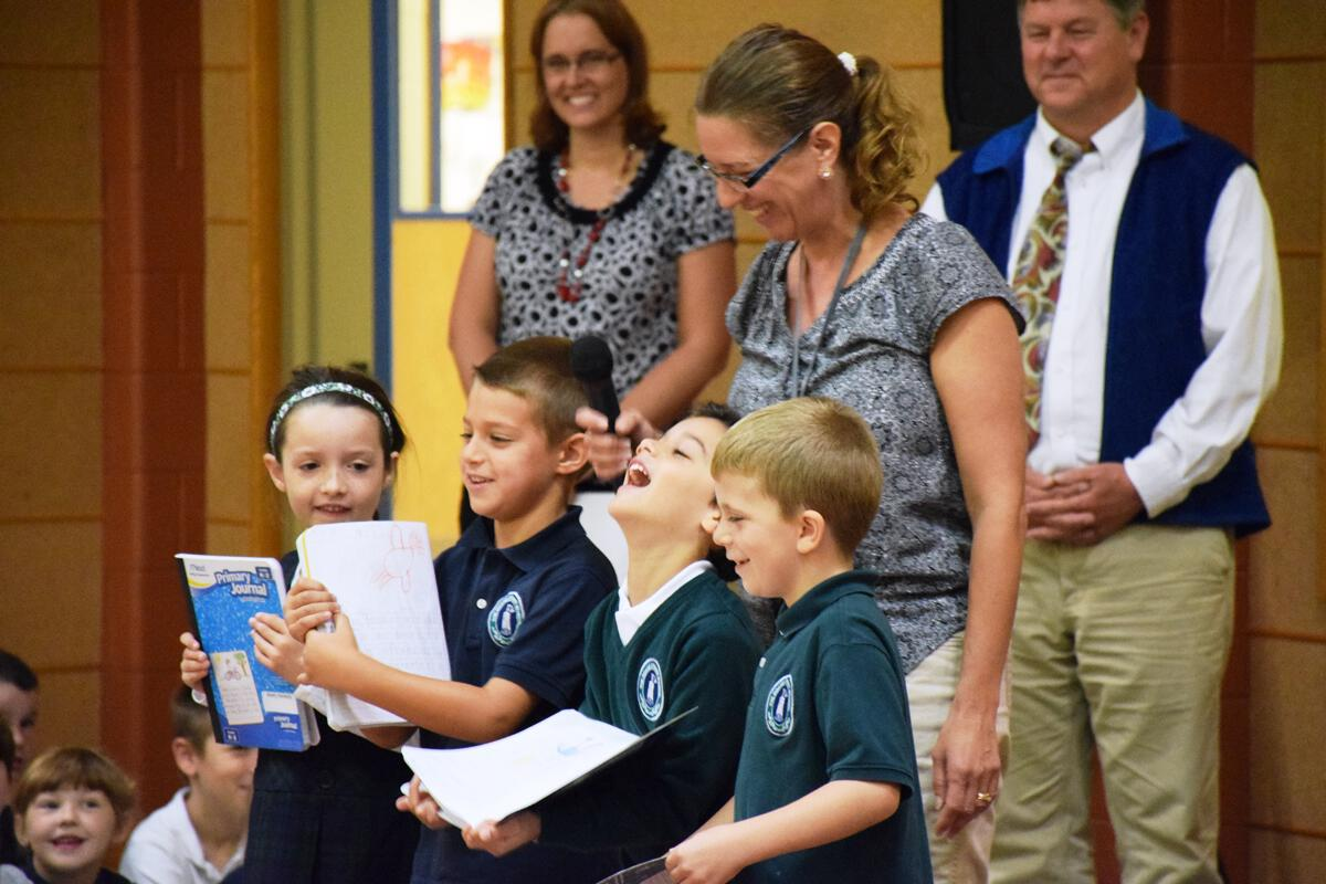 Lower School Morning Meeting