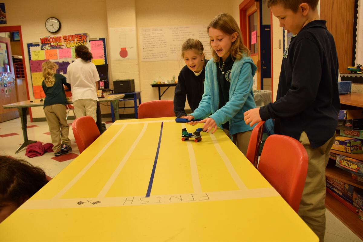 3rd And 4th Grade Stem