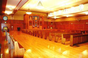 Doane Stuart's Golub Interfaith Chapel