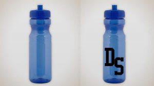 DS reusable water bottle