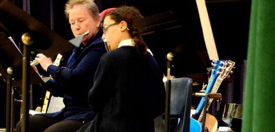 Doane Stuart Band Concert