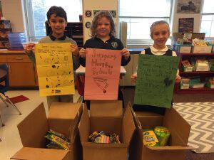 lower school hurricane harvey relief