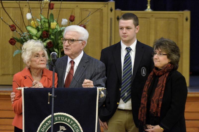 Doane Stuart School mourns the loss of Mrs. Jane Golub