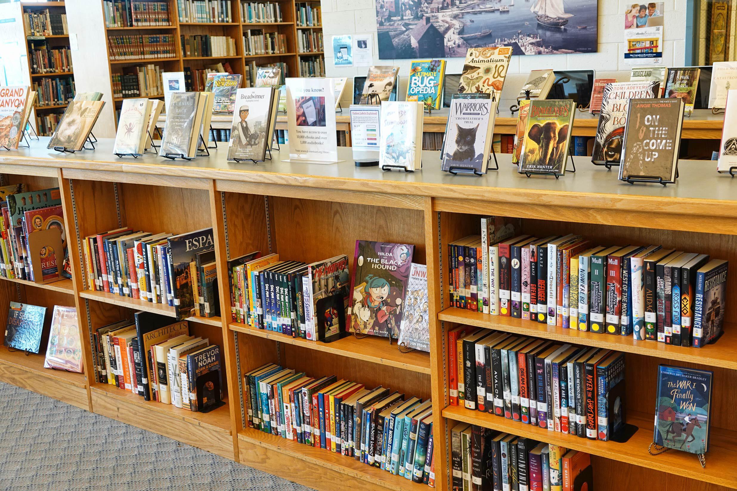 Library Access Doane Stuart