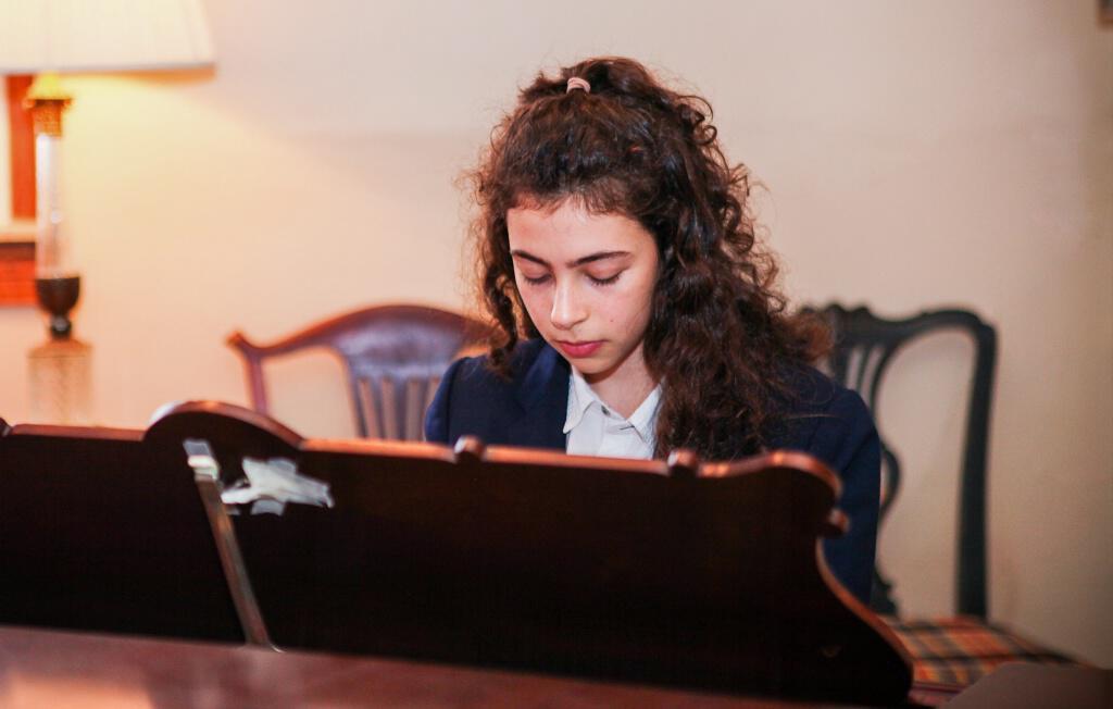 Isabel Barats '20 starts newspaper titled 'Spotlight on Religion'