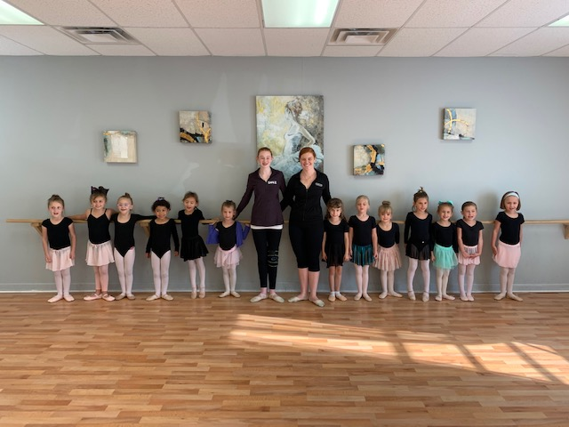 Kate Hassett '23 makes community service pledge to Redemption Dance Institute (RDI)