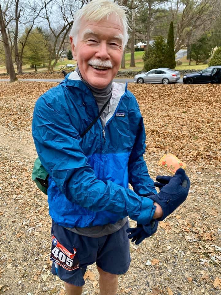 Mr. H. Runs His 8th JFK 50 Mile!