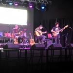 Doane Stuart students close the Unplugged Mini Jam